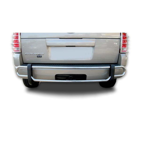 2006 - 2010 Ford Explorer Stainless Steel Rear Double Pipe