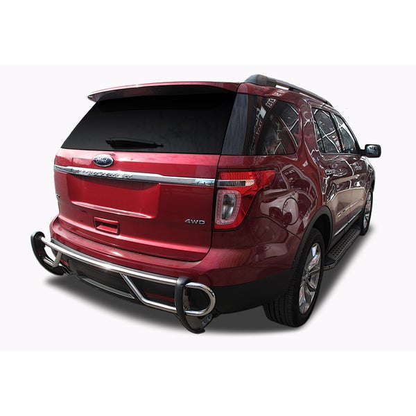 2011 - 2016 Ford Explorer Stainless Steel Rear Double Pipe