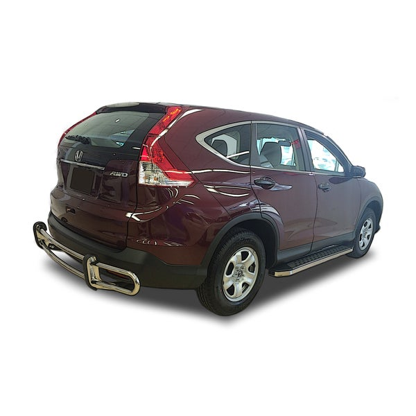 2012 - 2016 Honda CRV Stainless Steel Rear Double Pipe
