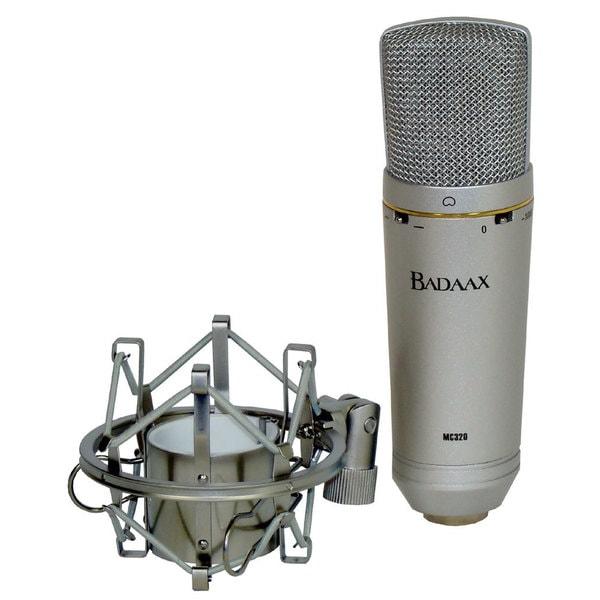 BadAax MC320 Professional FET Condenser Microphone