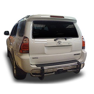 2003 - 2009 Toyota 4Runner Stainless Steel Rear Double Pipe