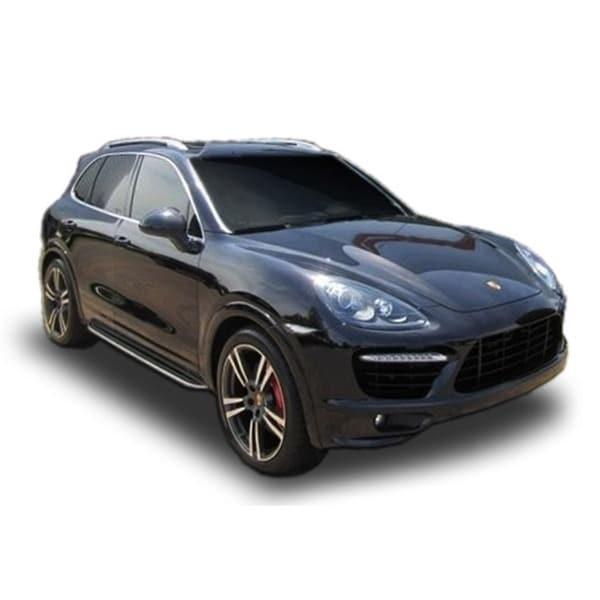 2011 - 2015 Porsche Cayenne Aluminium OEM Replica Style Running Board