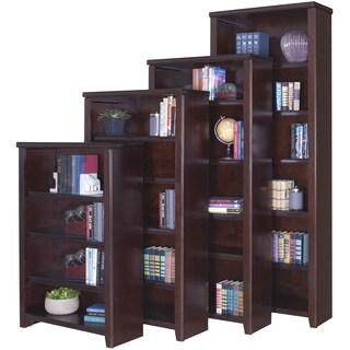 Tansley Landing Cherry Bookcase