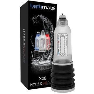 Bathmate HydroMax X20 Penis Enlarger Water Pump Hydropump