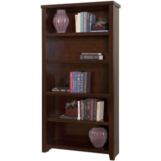 Tansley Landing Cherry Open Bookcase