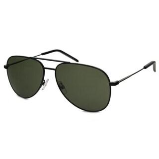 Saint Laurent Classic 11 Men's/ Unisex Aviator Sunglasses