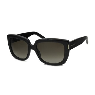 Saint Laurent SL 15 Women's Rectangular Sunglasses