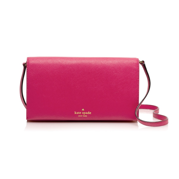 Kate Spade New York Sweetheart Pink Cedar Street Cali Crossbody