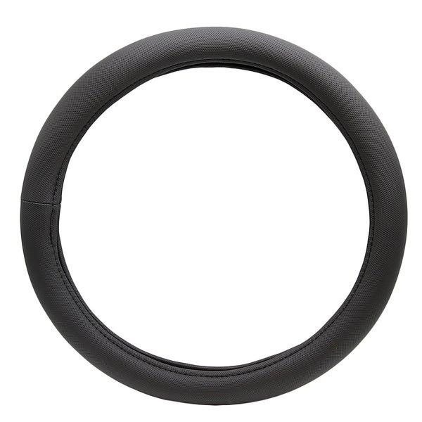 Fit 15-inch Solid Steering Wheel Cover
