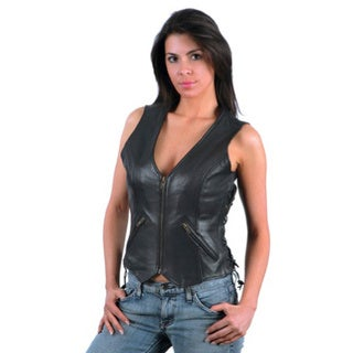 Women's Braided Vest