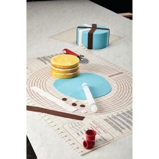 Cake Boss(tm) Decorating Tools 2-Piece Plastic Roll & Cut Mat Set