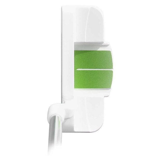 Ladies Right Hand Lady Edge Lime Putter