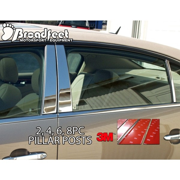 Broadfeet Motorsports Equipment Pillar Posts
