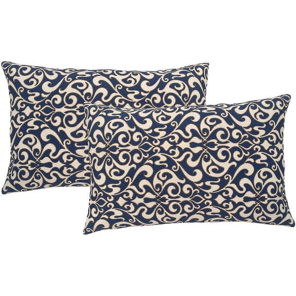 Verti 20-inch Indoor/Outdoor Throw Pillow (Set of 2)