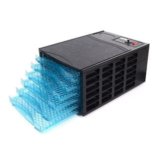 NutriChef PKFD23 Electric Countertop Food Dehydrator
