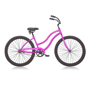 Female'sTouch 26-inch Pink Beach Cruiser