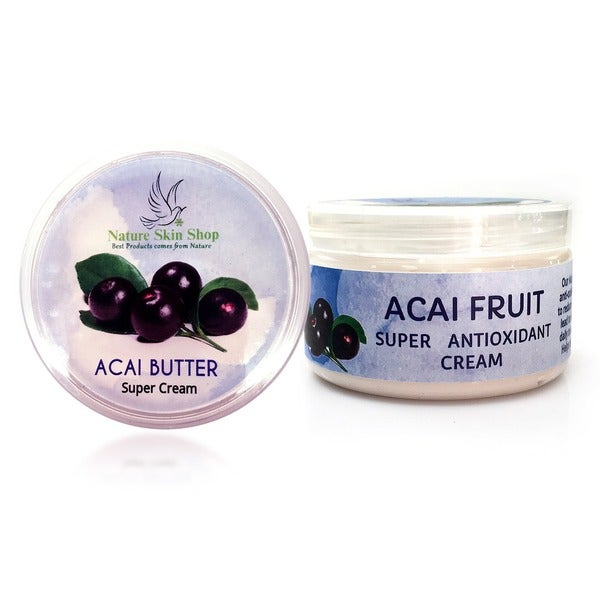 Acai Fruit Super Antioxidant Cream