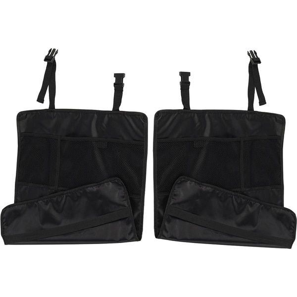Deluxe Car Seat Cover Kick Mats (Set of 2)