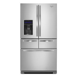 Whirlpool WRV976FDEM 25.8 Cubic Foot French Door Refrigerator
