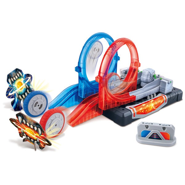Amazing Toy Connex Crazy Wheels Interactive Science Learning Kit 17251444