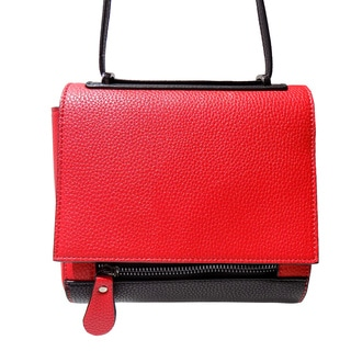 Olivia Miller 'Tricia' Color Block Crossbody Handbag