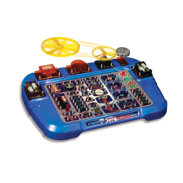 Amazing Toy Tronex 288+ Experiment Electronics Kit