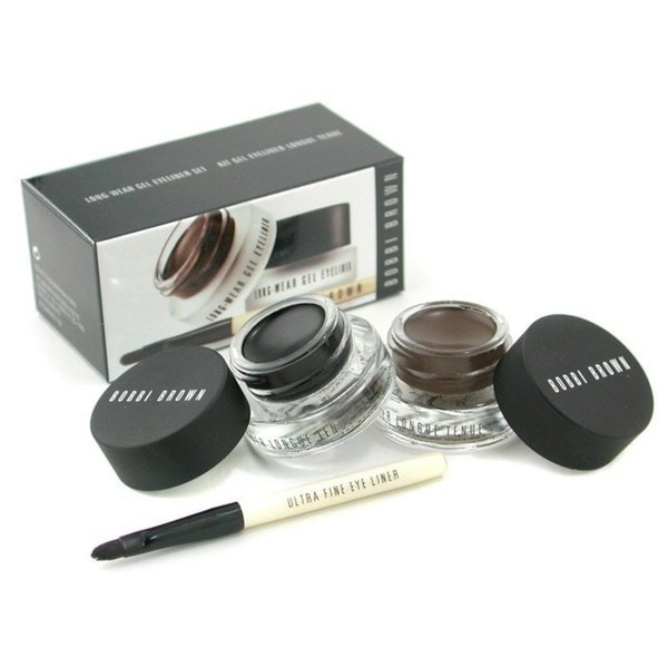 Bobbi Brown Dou Long Wear Gel Eye Liner