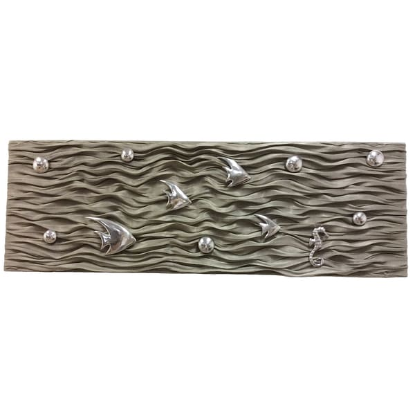 Fish Ripples Wall Panel A