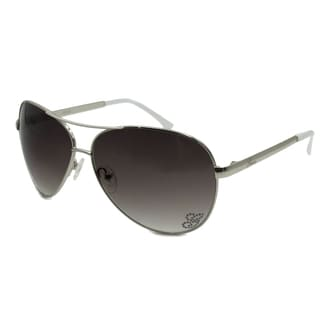 Guess Women's GU7195 Aviator Sunglasses
