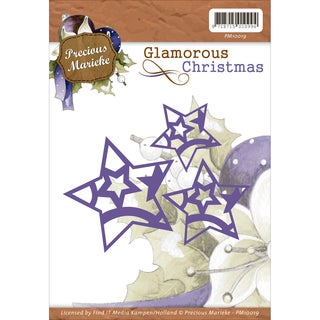 Find It Trading Precious Marieke Glamorous Christmas Die Stars