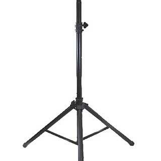 Podium Pro SS1 PA DJ Karaoke Band Steel Heavy Duty Telescoping Speaker Stand