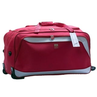 France Bag Rotterdam 28-inch Rolling Duffel Bag