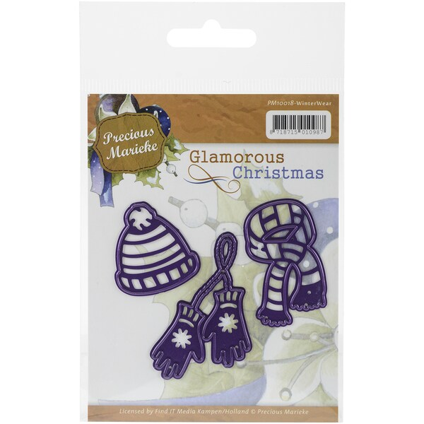 Find It Trading Precious Marieke Glamorous Christmas Die Winter Wear