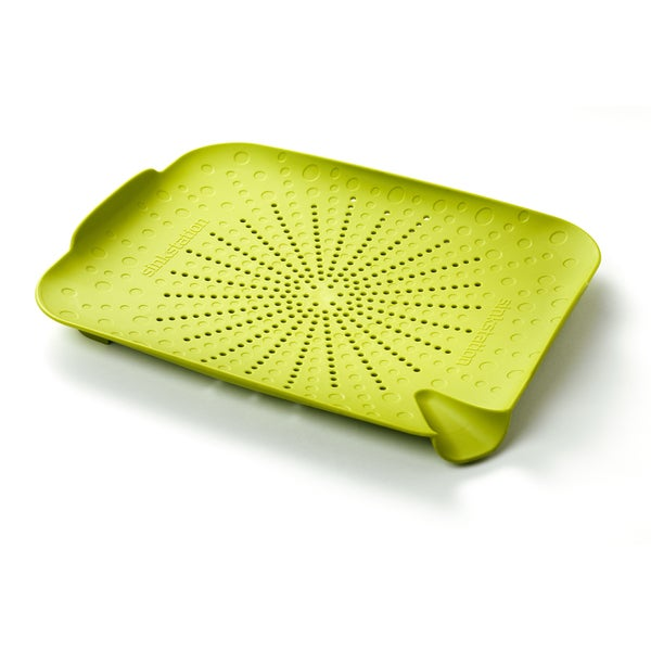 New Soda Food Preparation Colander in Green