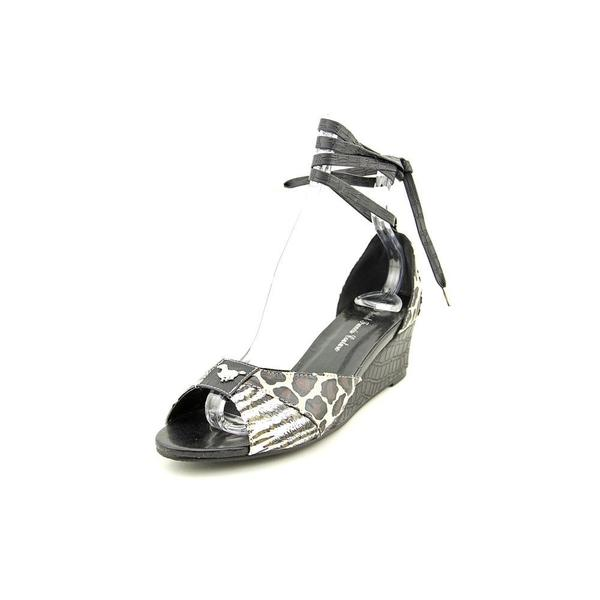 Saint Francis Couture Women's 'Claudine' Synthetic Sandals