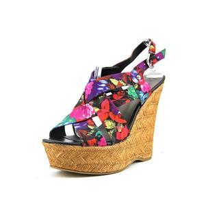 G By Guess Women's 'Havana 2' Fabric Sandals