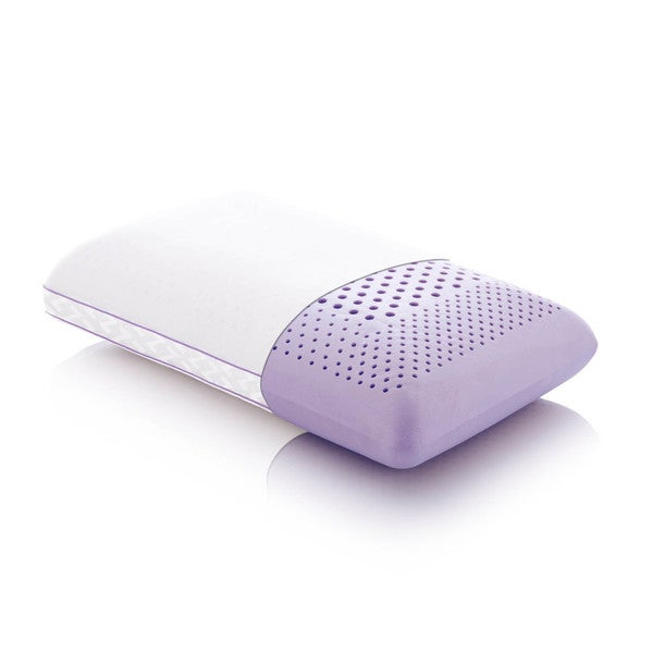 Z-Zoned Dough Lavender Infused Memory Foam Pillow