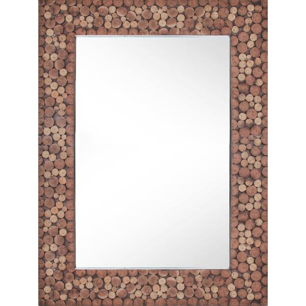 Moana Framed Rectangular Mirror