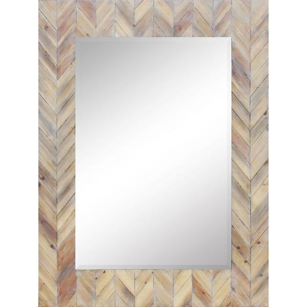 Soldado Framed Rectangular Mirror