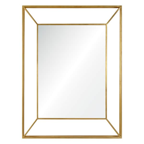 Copperfield Framed Rectangular Mirror