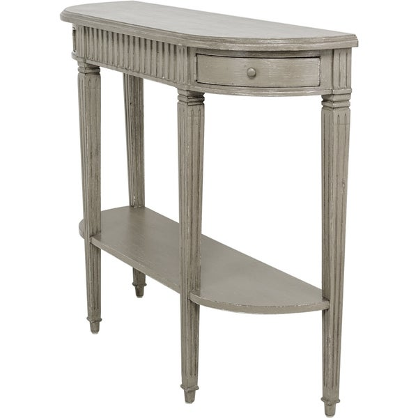 Safavieh Couture Collection Roxy Wall Oak Grey Storage Table
