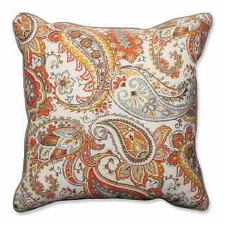 Pillow Perfect Outdoor/ Indoor Hadia Sunset 25-inch Floor Pillow