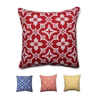 Pillow Perfect Outdoor/ Indoor Aspidoras 25-inch Floor Pillow
