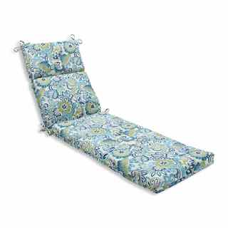 Pillow Perfect Outdoor/ Indoor Zoe Mallard Chaise Lounge Cushion
