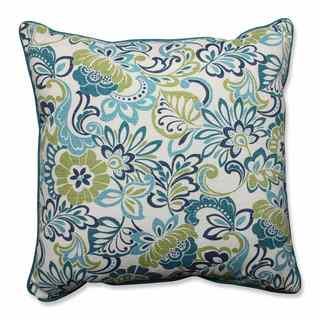 Pillow Perfect Outdoor/ Indoor Zoe Mallard 25-inch Floor Pillow