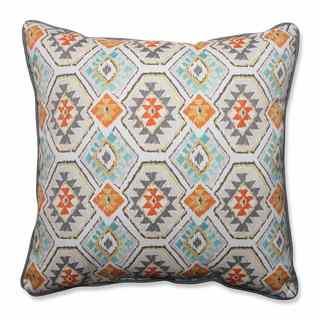 Pillow Perfect Outdoor/ Indoor Eresha Oasis 25-inch Floor Pillow