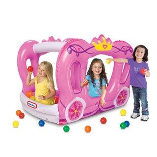 Little Tikes Enchanted Princess Carriage Ball Pit