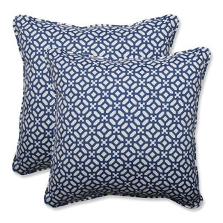 Pillow Perfect Outdoor/ Indoor In The Frame 18.5-inch Throw Pillow (Set of 2)