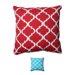 Pillow Perfect Outdoor/ Indoor Kobette 25-inch Floor Pillow
