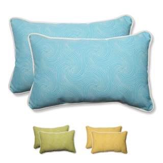 Pillow Perfect Outdoor/ Indoor Nabil Rectangular Throw Pillow (Set of 2)
